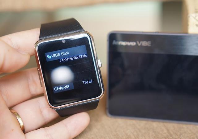 Trên tay đồng hồ thông minh Inwatch B giá 1,2 triệu đồng - 90668