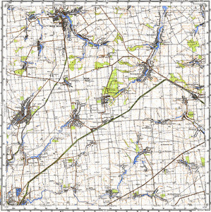 Map 100k--m36-124--(1983)