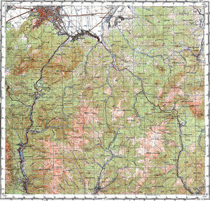 Map 100k--l35-088--(1971)