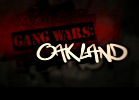 Wojny Gangów Oakland / Gang Wars Oakland (2009) PL.TVRip.XviD / Lektor PL