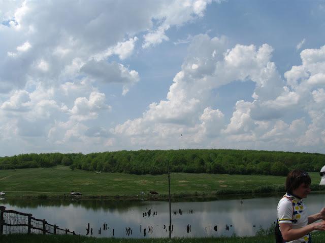 куряжанка озеро