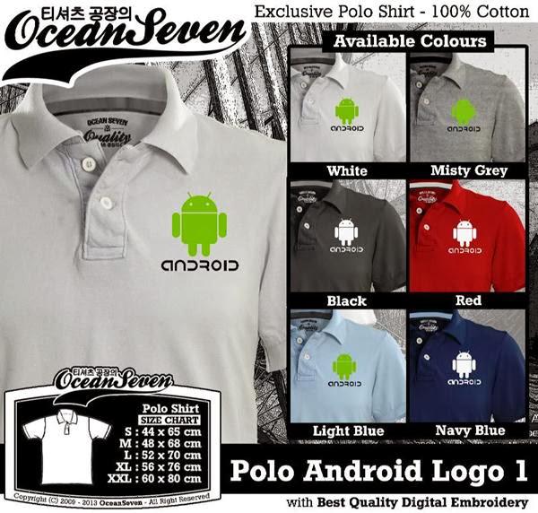 POLO Android Logo 1 IT & Social Media distro ocean seven