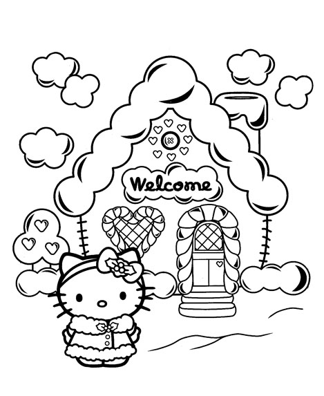 Online-Coloring Free Coloring Pages To Print or