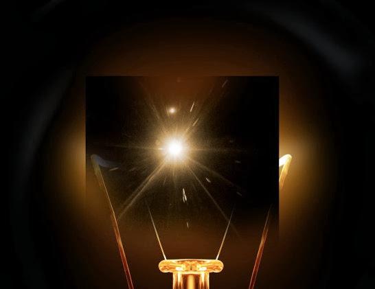 Menambah efek lens flare