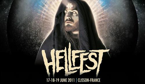 Logo Hellfest 2011 - 17,18 & 19/06/2011