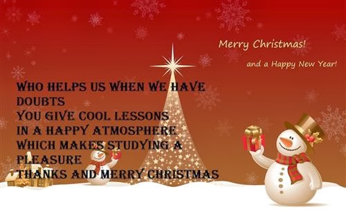 free christmas and new year wishes for teachers happy new year 2016 merry