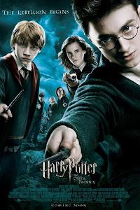 Harry Potter Và Hội Phượng Hoàng - Harry Potter And The Order Of The Phoenix poster