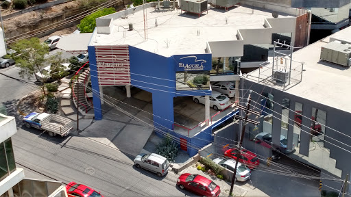 El Águila, San Alberto 400, Residencial Santa Barbara, 66226 San Pedro Garza García, N.L., México, Compañía de seguros   NL