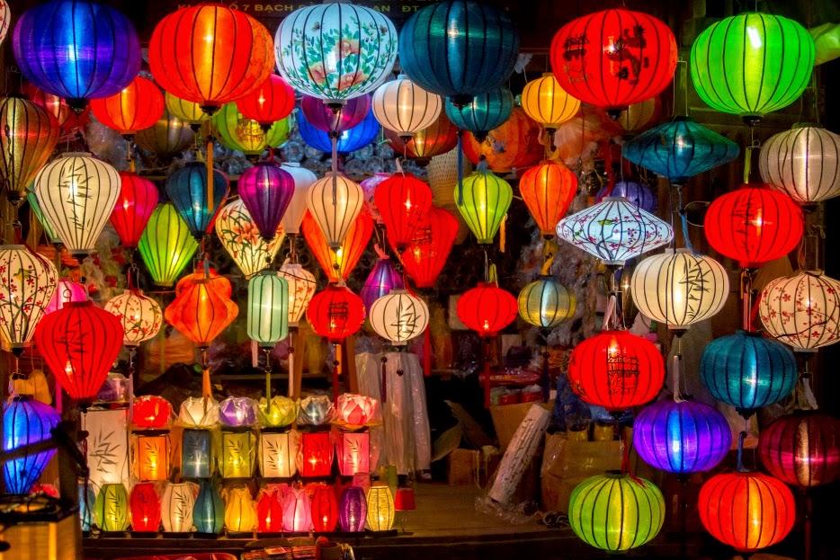 Hoi An lantern