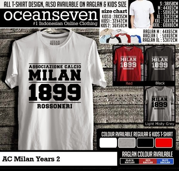 1BLCAL031 AC Milan Years 2