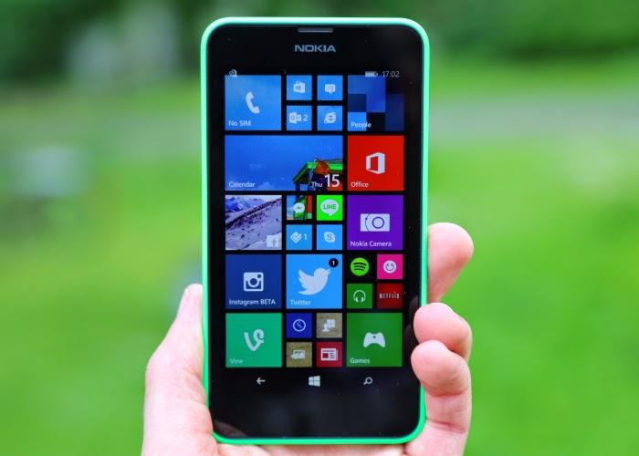 Nokia Lumia 640 - Spesifikasi Lengkap dan Harga