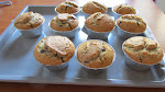 Banana Chocolate Chip Muffins-3