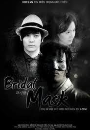 Mặt Nạ Cô Dâu - Bridal Mask