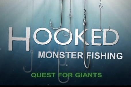 Polowanie na wodne potwory W poszukiwaniu Gigant�w / Hooked Monster Fishing (2006) PL.TVRip.XviD / Lektor PL