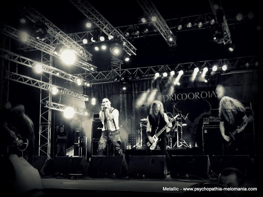 Primordial @ Hellfest 2011 - Vendredi 17/06/2011