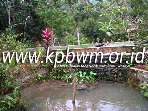 kolam yang dapat digunakan untuk berenang