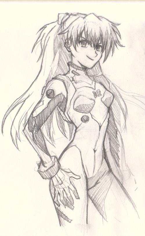 Manga anime: Drawing woman body (girl female figure): Step by Step