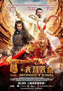 Tôn Ngộ Không: Đại Náo Thiên Cung - The Monkey King poster