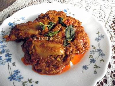 Indian Chicken Recipe @ http://treatntrick.blogspot.com
