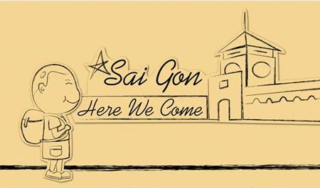 Những bài thơ yêu thương viết về Sài Gòn