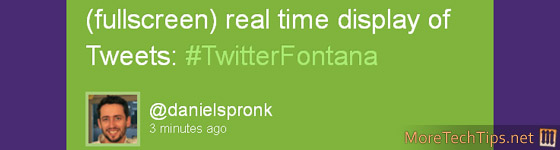 Twitter Fontana
