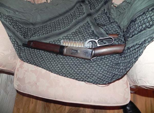 oxley gun