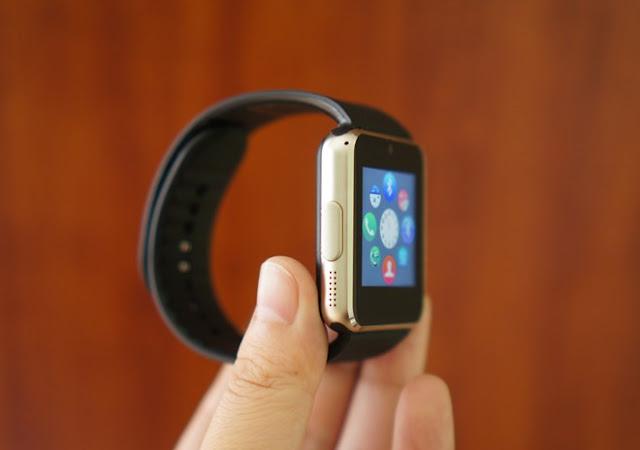 Trên tay đồng hồ thông minh Inwatch B giá 1,2 triệu đồng - 90671