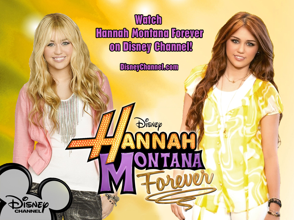 An episode of disney hit show hannah montana, which stars miley cyrus