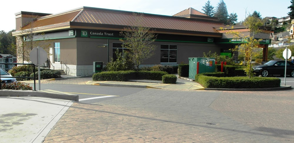 Td canada trust - 534 bayfield st, barrie, on l4m 5a2, canada