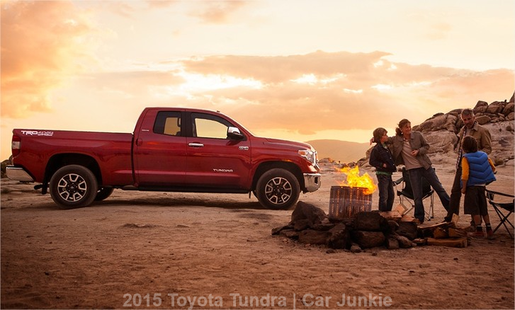 2015 Toyota Tundra TRD Pro Specs Review