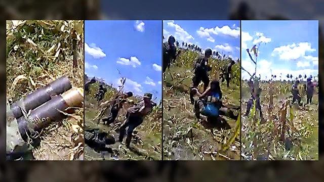 Video/Photo Overkill PNP SAF Officer leaks Online