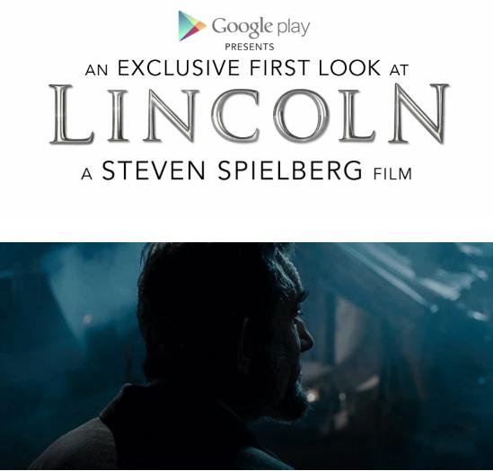"""Lincoln"" Exclusive First Look Movie Teaser"