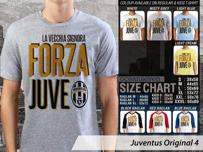 Kaos Bola Juventus 27 Logo Klub Bola distro