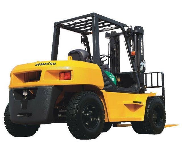 xe nang Komatsu 6-8 tan