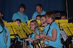 La section Saxophone