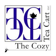 Welcome to our newest sponsor, The Cozy Tea Cart
