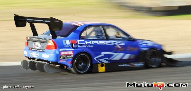 Chaser Motorworks EVO6 (2012 World Time Attack Challenge)