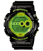 Casio G-Shock : GD-100SC-1
