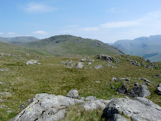 Middle Fell from Buckbarrow
