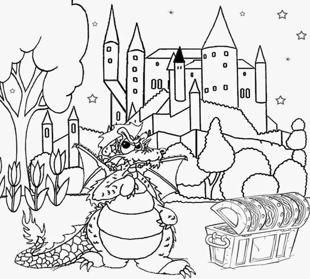 scary halloween coloring pages printables Coloring Sheets