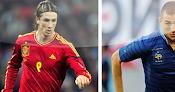 España vs. Francia en VIVO - Euro 2012 -  23 de Junio