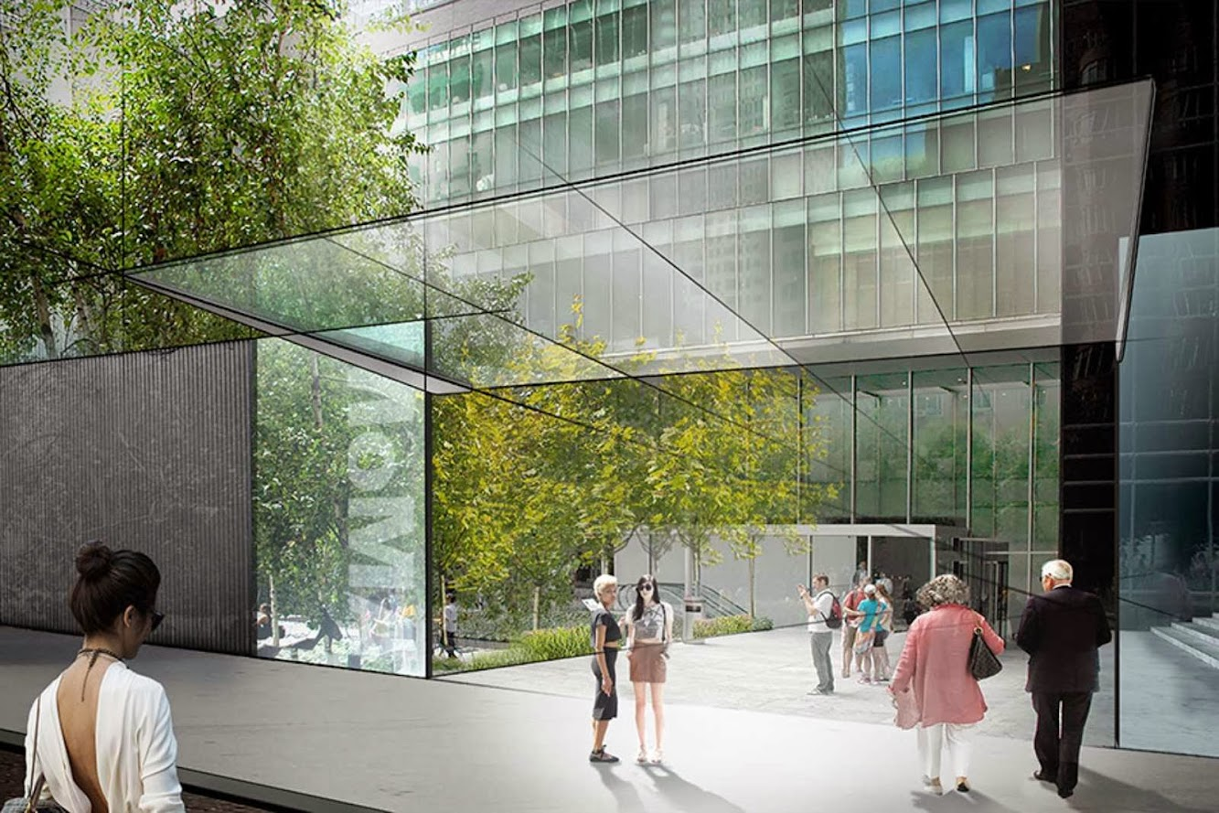 MoMa Expansion by Diller Scofidio Renfro