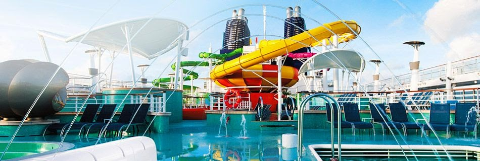 Norwegian Epic - Aqua Park