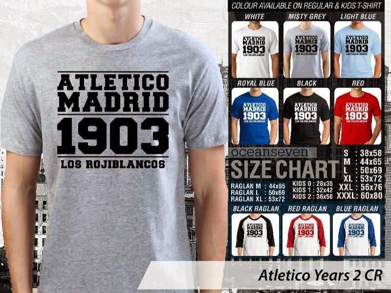 KAOS Atletico Madrid 7 La Liga distro ocean seven