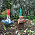 Scarecrows at Tamborine Mountain