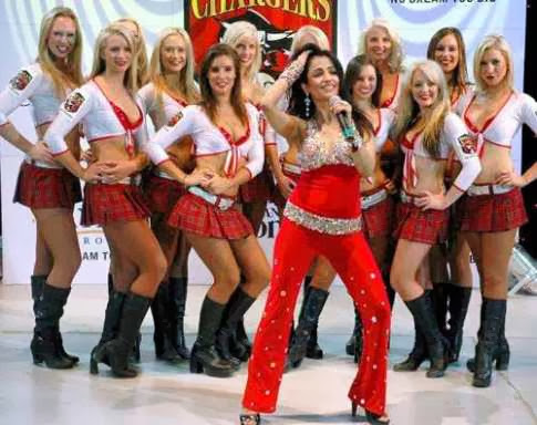 The Deccan Chargers IPL Girls became the talk of the town during IPL 2008