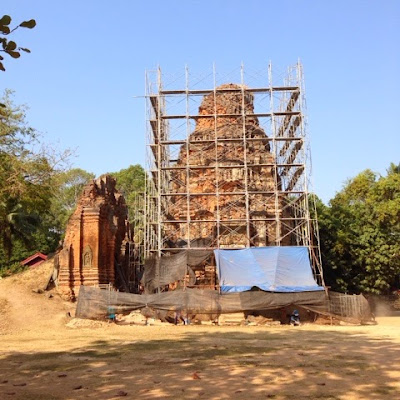 Lolei, Siem Reap
