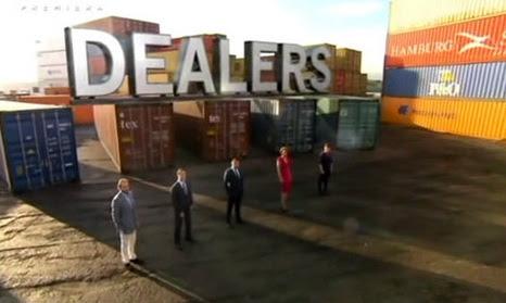Kupiec czy g³upiec / Dealers  (2012) PL.TVRip.XviD / Lektor PL