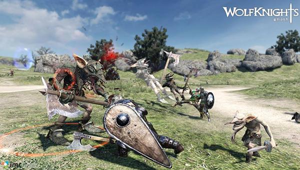 IMC Games công bố hình ảnh mới của Wolf Knights 10