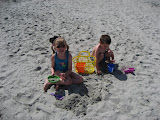 On the Beach in Myrtle - 040710 - 03
